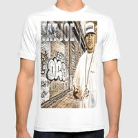 Street Phenomenon Fat Joe Mens Fitted Tee White SMALL