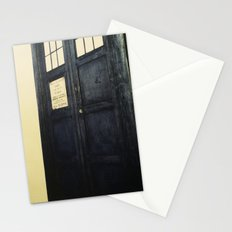 Doctor Who: Time and Relative Dimension in Space Stationery Cards