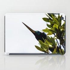 Anhinga iPad Case