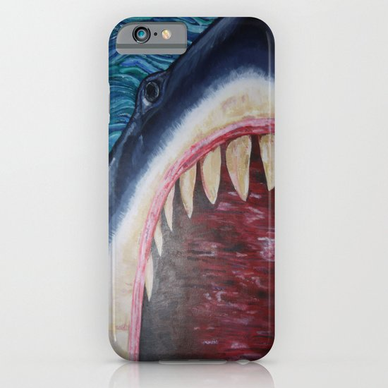 SHARK! iPhone & iPod Case
