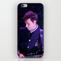 Jamie Hince // The Kills iPhone & iPod Skin