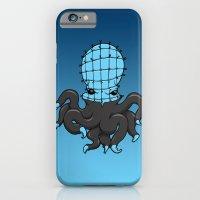 Cenobite octopus iPhone 6 Slim Case