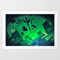 Fourty/5 Very Art Print