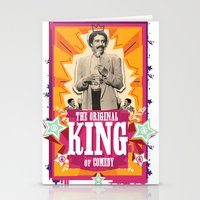 Richard Pryor Stationery Cards