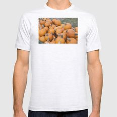 Pumpkins Mens Fitted Tee Ash Grey SMALL