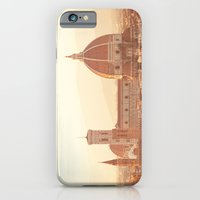 iPhone & iPod Case featuring Florence Cathedral by happeemonkee