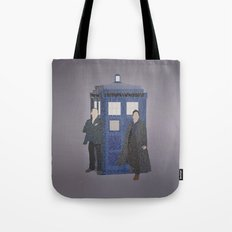 The Ninth Doctor, Doctor… Tote Bag