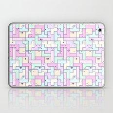 Kawaii Tetris Laptop & iPad Skin