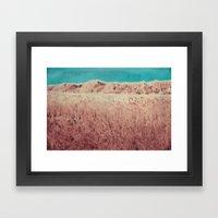 Nature Inspriation Framed Art Print