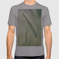 Espiga Mens Fitted Tee Athletic Grey SMALL