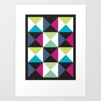 Winona (2013) Art Print