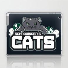 Schrodinger's Cats Laptop & iPad Skin