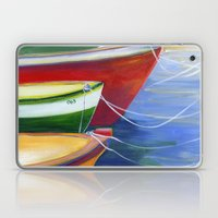 Gone Fishin' Laptop & iPad Skin