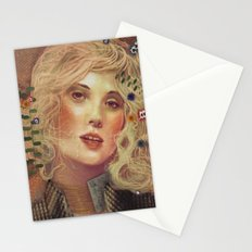 klimt Stationery Cards