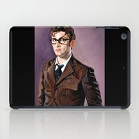 The Tenth Doctor iPad Case