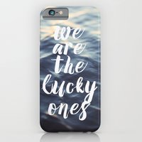 We Are The Lucky Ones iPhone 6 Slim Case