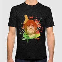 Tyrion Lannister Mens Fitted Tee Tri-Black SMALL