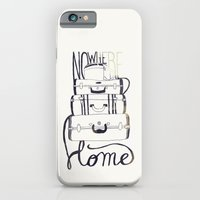 iPhone & iPod Case featuring Nowhere Home by Koning