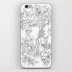 Pasolini`s Garden iPhone & iPod Skin