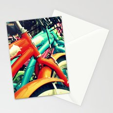Bikes On The Beach Stationery Cards