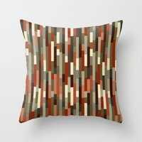 City By The Bay, Potrero… Throw Pillow