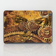 ancient mechanism iPad Case