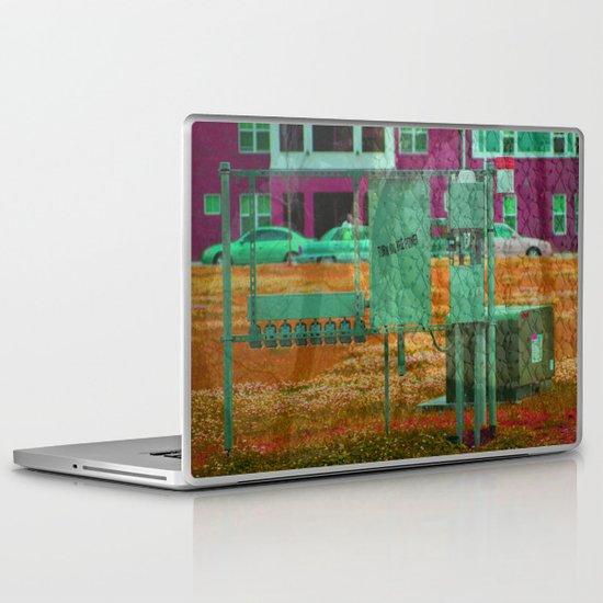 Turn on the Power Laptop & iPad Skin