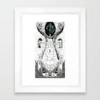 K.O.E Framed Art Print