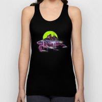 Turtle Paradise Unisex Tank Top