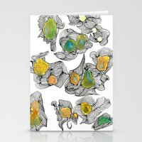 Alien. Stationery Cards