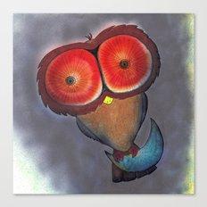 Night Owl #1 Canvas Print
