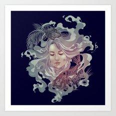 Alchemy - Water Art Print