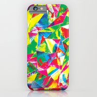 iPhone & iPod Case featuring Rave Paint by Mariah Williams