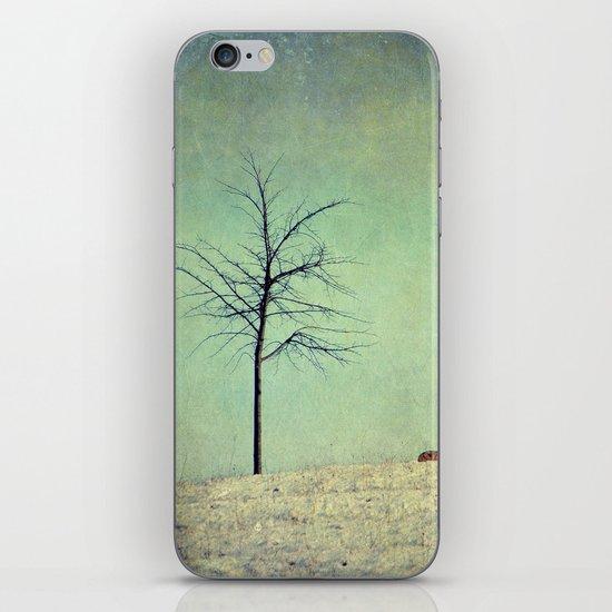the hill iPhone & iPod Skin