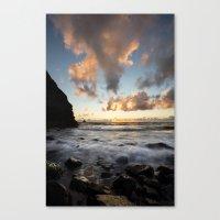Arch Cape Canvas Print