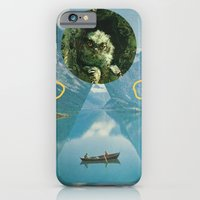 Owl Eyes iPhone 6 Slim Case