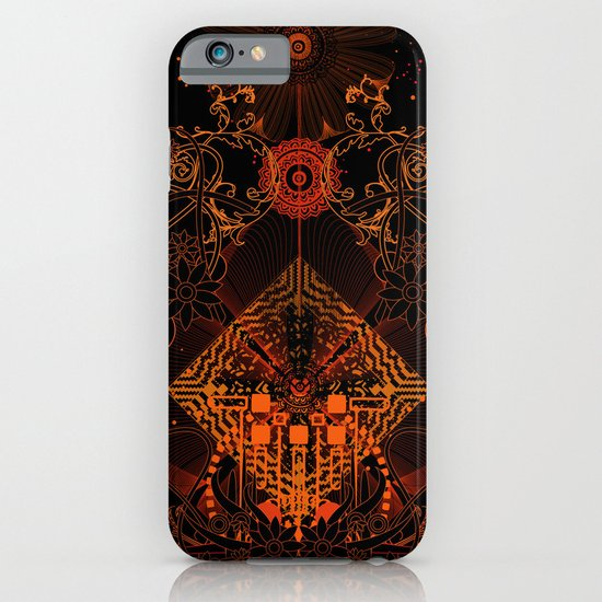 World is yours iPhone & iPod Case