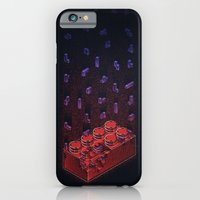 iPhone & iPod Case featuring Brick Ception by Patrick Zedouard c0y0te7