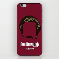 Ron Burgundy: Anchorman iPhone & iPod Skin