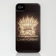 Game Of Gnomes iPhone (4, 4s) Slim Case