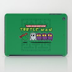 Hero in a Pac-Shell (Raph) iPad Case