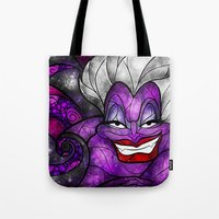The Sea Witch Tote Bag