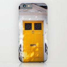 The Perfect Yellow Door iPhone 6s Slim Case