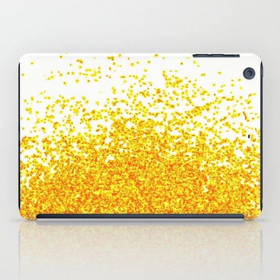 burnt sugar iPad Case