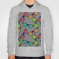 Sunglasses Pattern Hoody