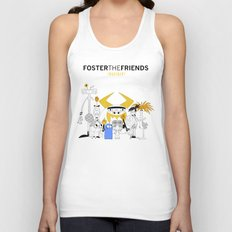 Foster the Friends Unisex Tank Top