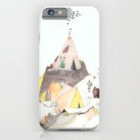Kids Discover Magic Mountain iPhone 6 Slim Case