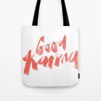 Good Karma Tote Bag