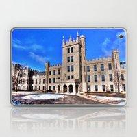 Northern Illinois University Castle - HDR Laptop & iPad Skin