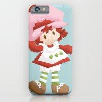 Strawberry Shortcake iPhone 6 Slim Case